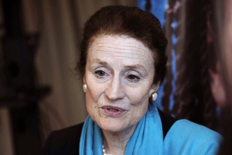 """En la imagen un registro de la directora ejecutiva de Unicef, Henrietta Fore, quien se declaró indignada """"por los asesinatos indiscriminados, incluidos de niños, que están teniendo lugar en Birmania""""."""