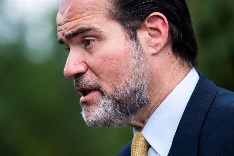 En la imagen, Mauricio Claver-Carone, presidente del Banco Interamericano de Desarrollo (BID).