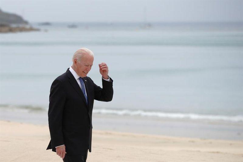 El presidente de EEUU, Joe Biden - 130621