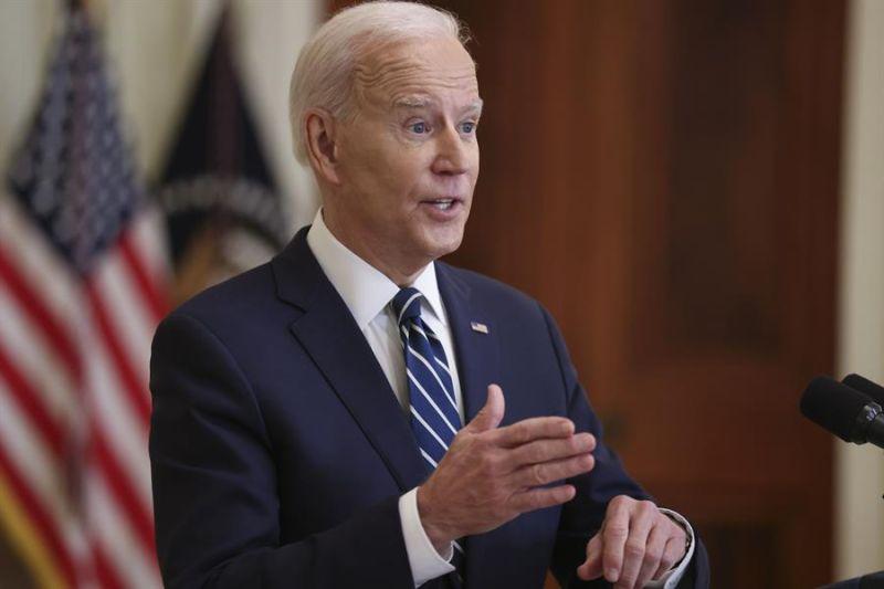 En la imagen, el presidente de EE.UU., Joe Biden.