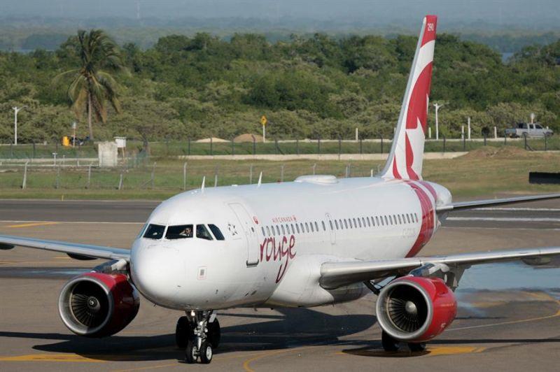 Las autoridades canadienses han conseguido que las compañías que vuelan al Caribe y México (Air Canada, WestJet, Sunwing y Air Transat) suspendan sus vuelos a la región desde el domingo hasta el 30 de abril.