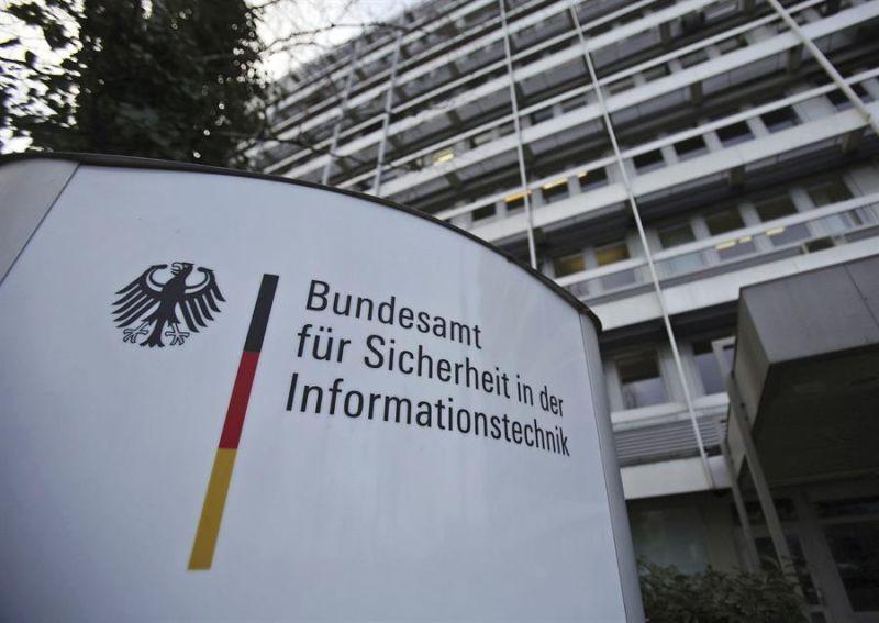 Vista de la sede del departamento alemán de Seguridad y Tecnología de la Información (BSI) en Bonn (Alemania).