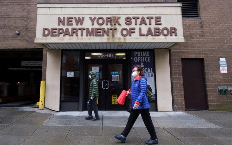 EE.UU - Desempleo - 2021
