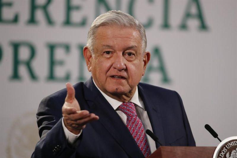 Presidente de México. 080221