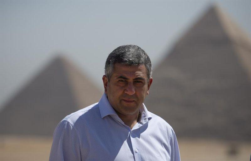 El secretario general de la Organización Mundial del Turismo (OMT), Zurab Pololikashvili,