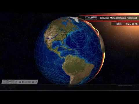 Embedded thumbnail for Pronóstico del Tiempo 26 de abril de 2017