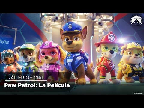 Embedded thumbnail for Hoy-y siempre- toca...¡Cine! Paw Patrol La Película