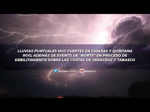 Embedded thumbnail for Pronóstico del Tiempo 19 de abril de 2021