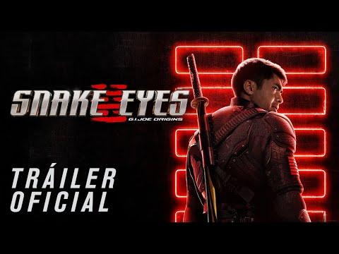 Embedded thumbnail for Hoy - y siempre - toca...¡Cine! G.I. Joe: Snake Eyes