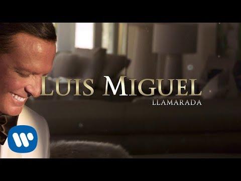 """Embedded thumbnail for Luis Miguel estrena su segundo sencillo """"Llamarada"""""""