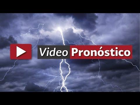 Embedded thumbnail for Pronóstico del Tiempo 25 de enero de 2018