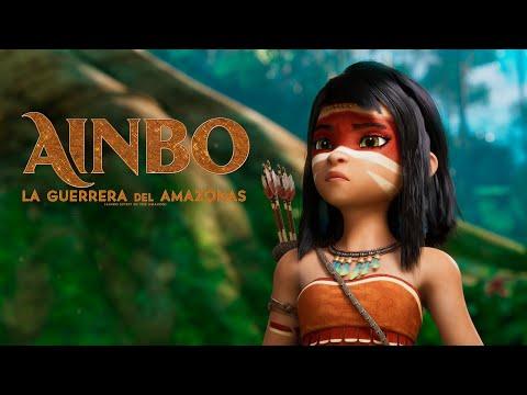 Embedded thumbnail for Hoy -y siempre- toca... ¡Cine! Ainbo: La Guerrera del Amazonas