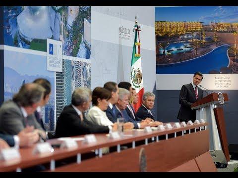 Embedded thumbnail for Encuentro con la Asociación de Desarrolladores Inmobiliarios A.C.