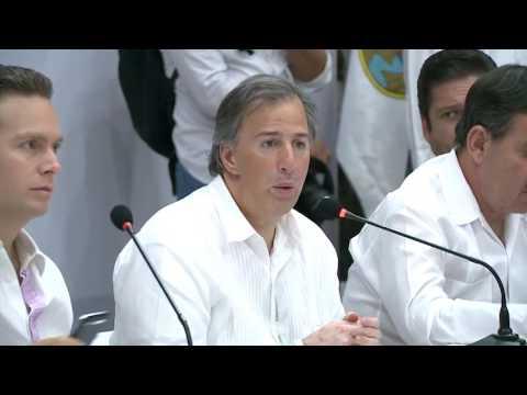 Embedded thumbnail for Sesión Ordinaria de la Comisión Estatal de Productividad de Chiapas