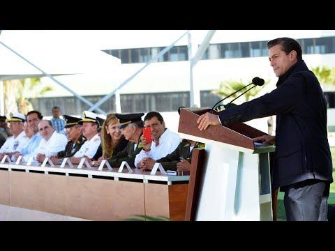 Embedded thumbnail for Inauguración de la 11/a. Brigada de Policía Militar y su Unidad Habitacional Militar