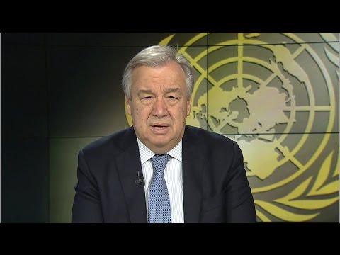 Embedded thumbnail for António Guterres presenta las medidas de protección contra la explotación y los abusos sexuales