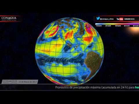 Embedded thumbnail for Pronóstico del Tiempo 22 de marzo de 2017