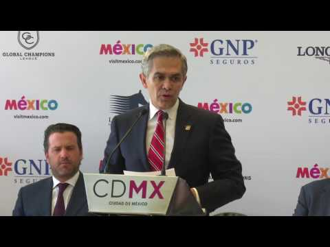 Embedded thumbnail for Conferencia de Prensa Longines Global Champions Tour México