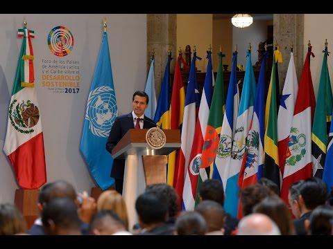 Embedded thumbnail for Primera Reunión del Foro de los Países de América Latina y el Caribe sobre Desarrollo Sostenible