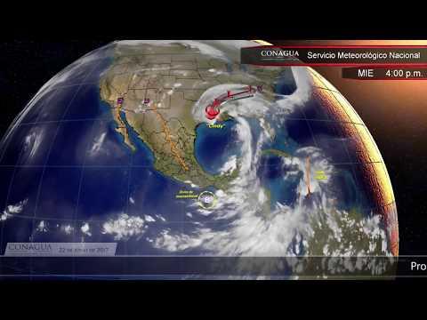 Embedded thumbnail for Pronóstico del Tiempo 22 de junio de 2017